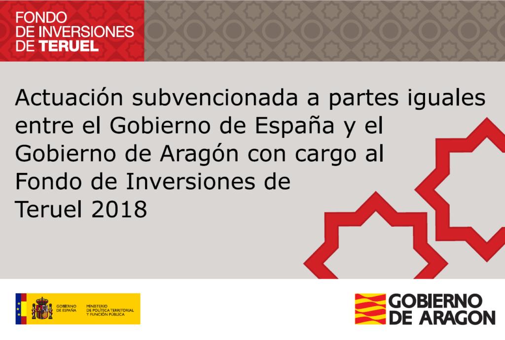 SUBVENCIÓN gOBIERNO DE aRAGÓN